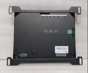 Monitech 10.4 inch LCD, back view