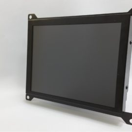 LCD Upgrade Kit for 14-inch Dynapath Delta 50 CRT, Dynapath Delta System 50 CRT, includes a full cable kit