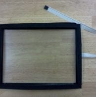 5 wire touchscreen