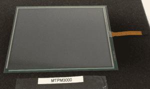 Power 3000 touchscreen