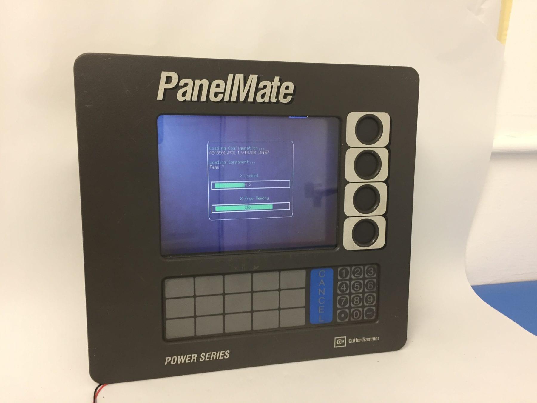 Panelmate CNC Display Repair Parts