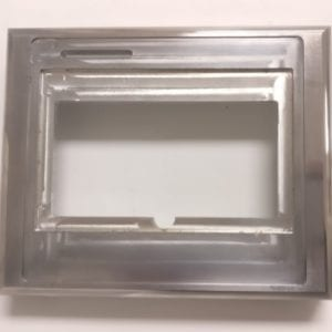 Panelview 550 2711-T5 front bezel only