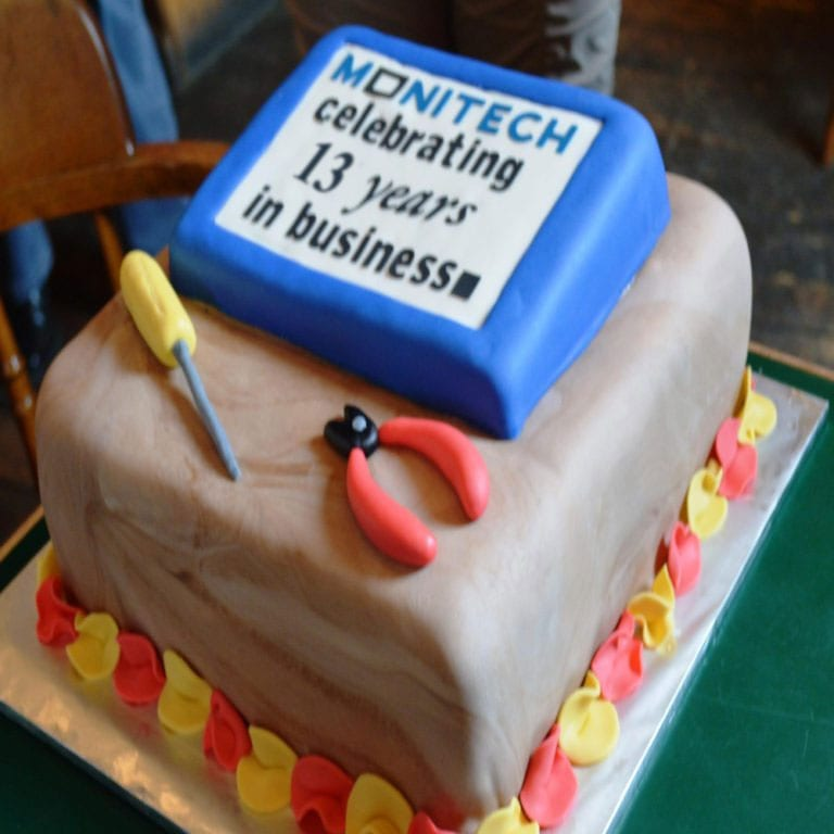 Monitech Celebrates 13 Years in Business!