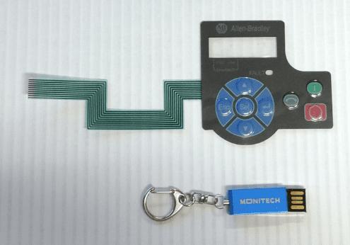 Allen Bradley powerflex keypad-2