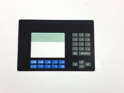Keypad overlay for Panelview 600 - 2711-K6**