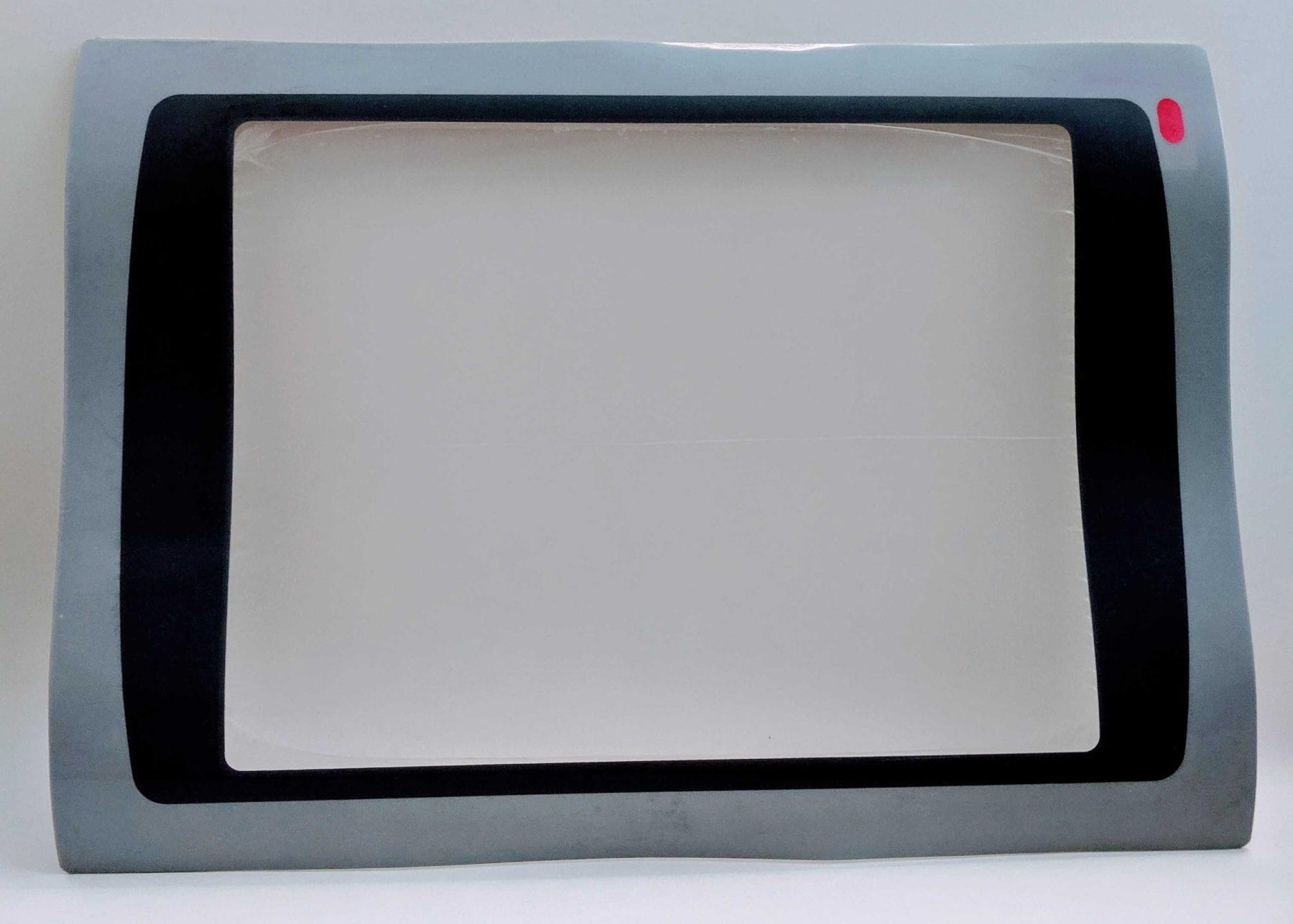 Panelview Plus 1250 protective overlay
