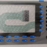 Allen Bradley Panelview 700 Plus controller keypad