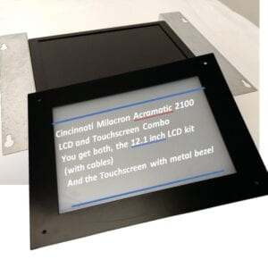 Milacron Acramatic LCd and Touch combo