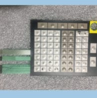 Fuji machine Keypad
