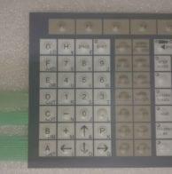 Fuji controller keypad