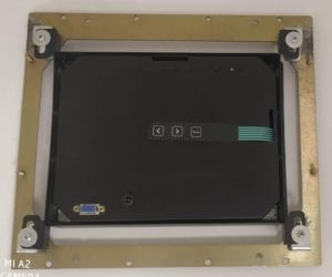 Haas VF7 LCD back pic2