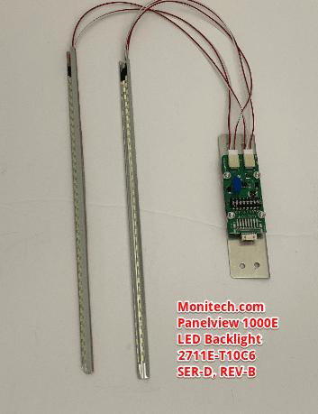 LED backlight for 2711E-T10C6 – Panelview 1000E