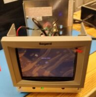 Ikegami CRT to LCD